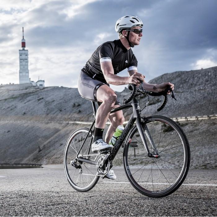Zdrowe kolana na rowerze