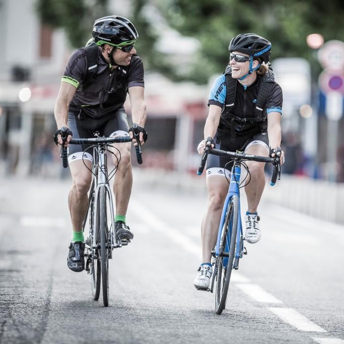 Dlaczego warto jeździć rowerem do pracy