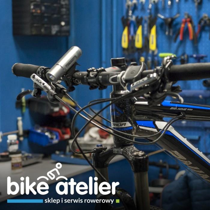 Jak dbać o rower zimą