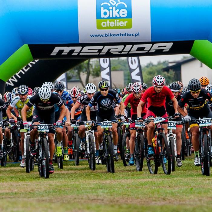 Ostania wakacyjna edycja Bike Atelier MTB Maratonu w Gliwicach