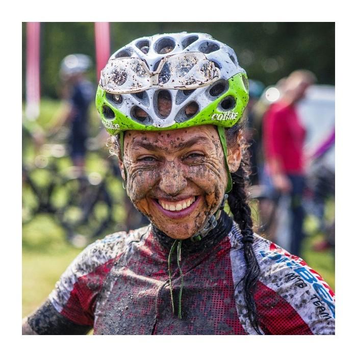 Błoto nie pokonało uczestników Bike Atelier MTB Maratonu w Gliwicach