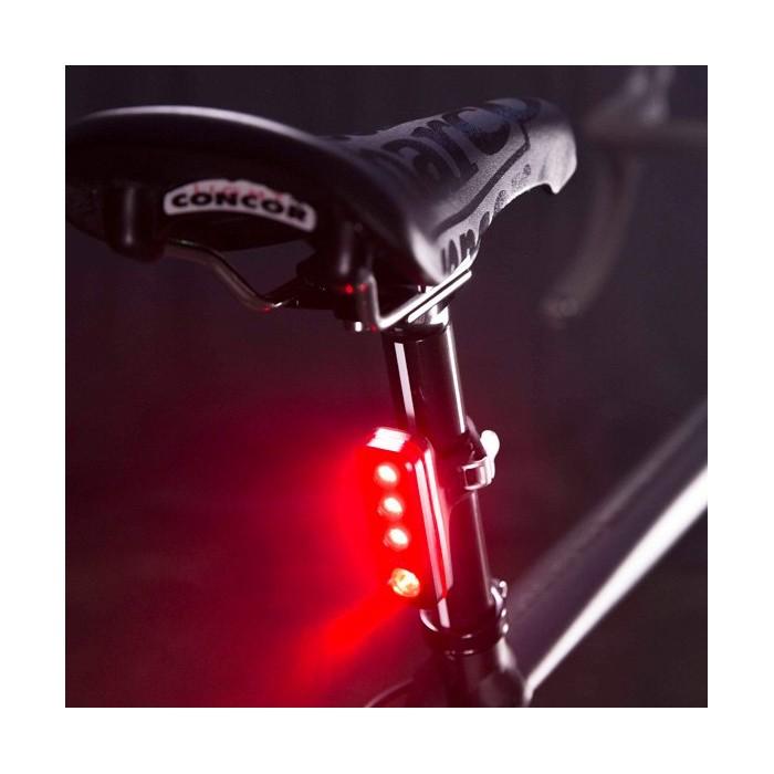 Lampka Knog Blinder Road R70 polecana przez Cycling Weekly