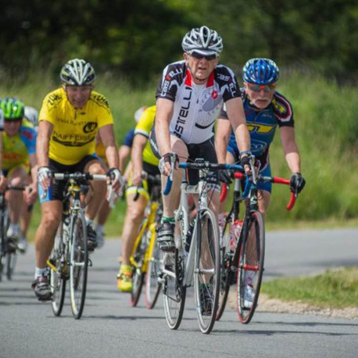 80-letni rowerzyści z układem odpornościowym 20-latków