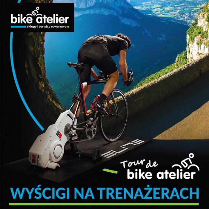 Rusza Tour de Bike Atelier 2019 - rozkręć się w wyścigu na trenażerach!