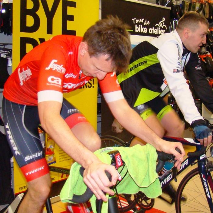 Tour de Bike Atelier - pierwsze emocje w Olkuszu