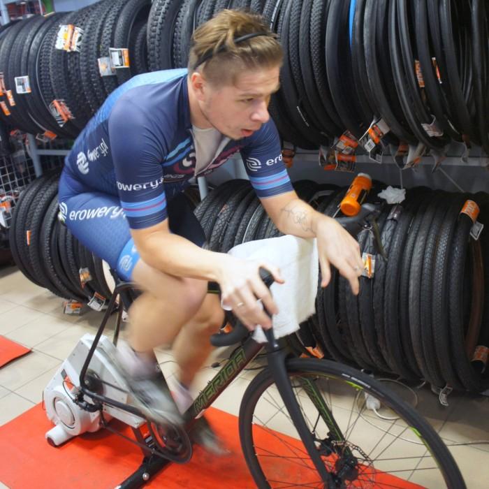 Tour de Bike Atelier kręci się na dobre