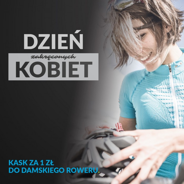 Dzień Zakręconych Kobiet w Bike Atelier. Wybierz rower, odbierz kask