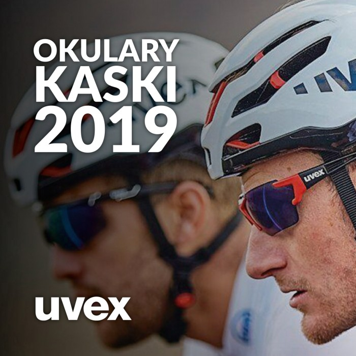 Kaski i okulary Uvex 2019 w Bike Atelier – zobacz nowości
