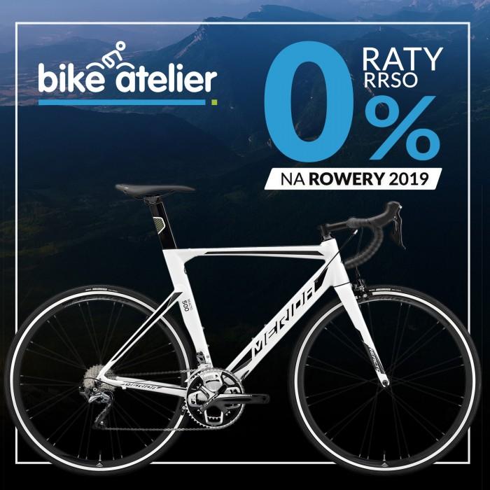 Szukasz nowego roweru? Raty 0% na wszystkie modele z kolekcji 2019!