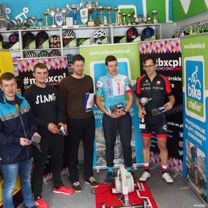 Tour de Bike Atelier w Kartuzach roztrzygnięty