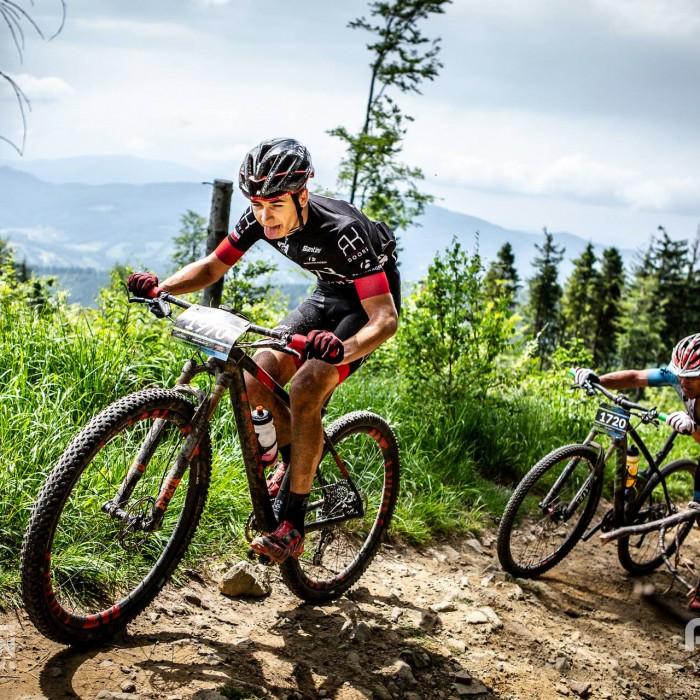 Góry emocji. Bike Atelier MTB Maraton gościł w Brennej