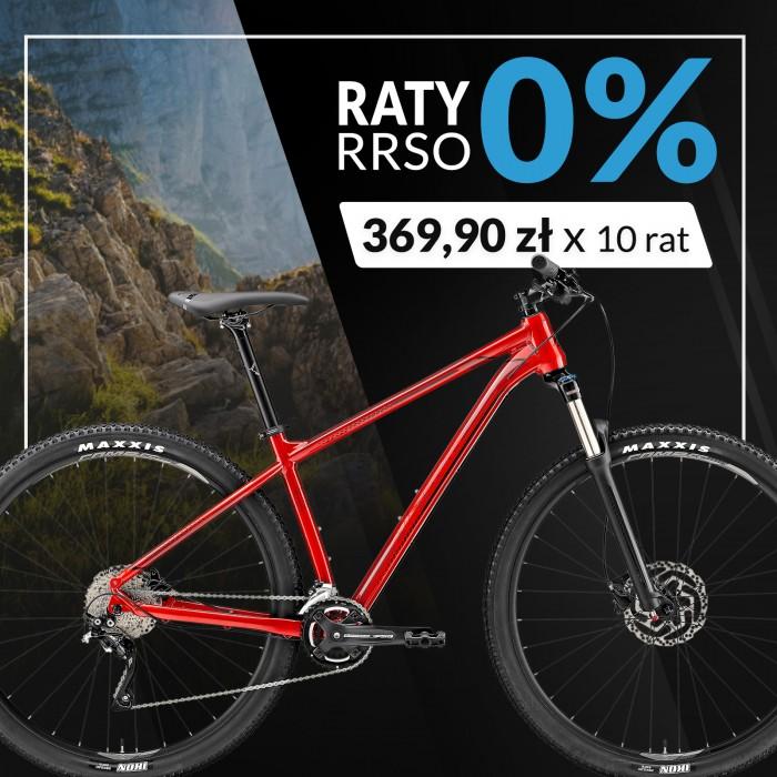Raty 0% na wszystkie rowery z oferty Bike Atelier!