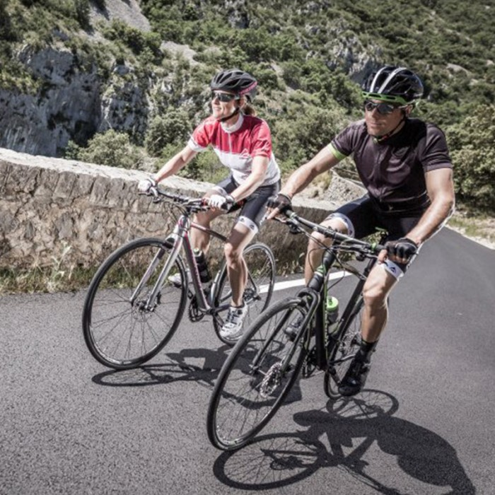 Jak spędzić Walentynki? Aktywnie, na rowerze!