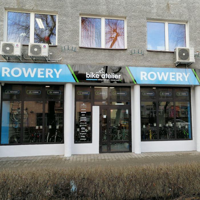 Nowy sklep Bike Atelier w Bełchatowie już otwarty!!!