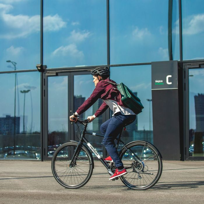 Czas pandemii na rowerze