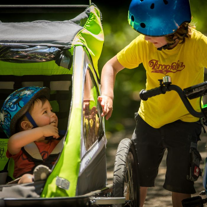 Dekalog rodzica, czyli dziecko na rowerze