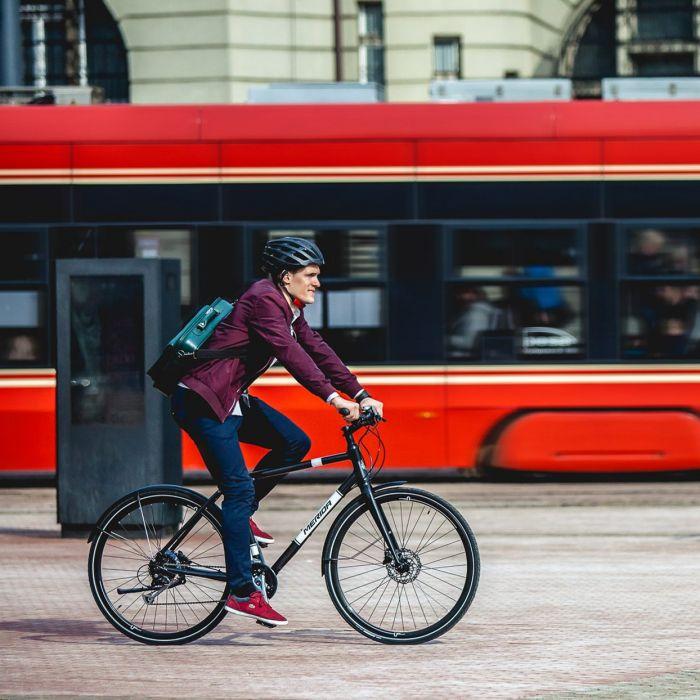 Rower jako alternatywny środek transportu w czasie pandemii