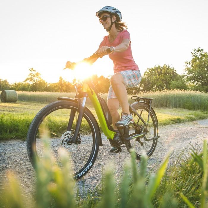 Przetestuj rower elektryczny!