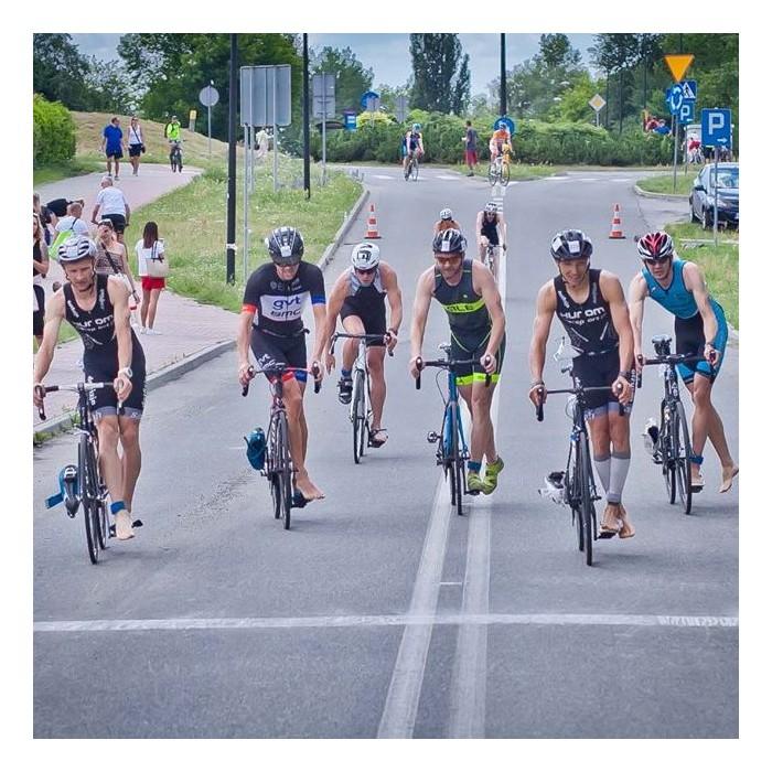 Triathloniści opanowali Sosnowiec