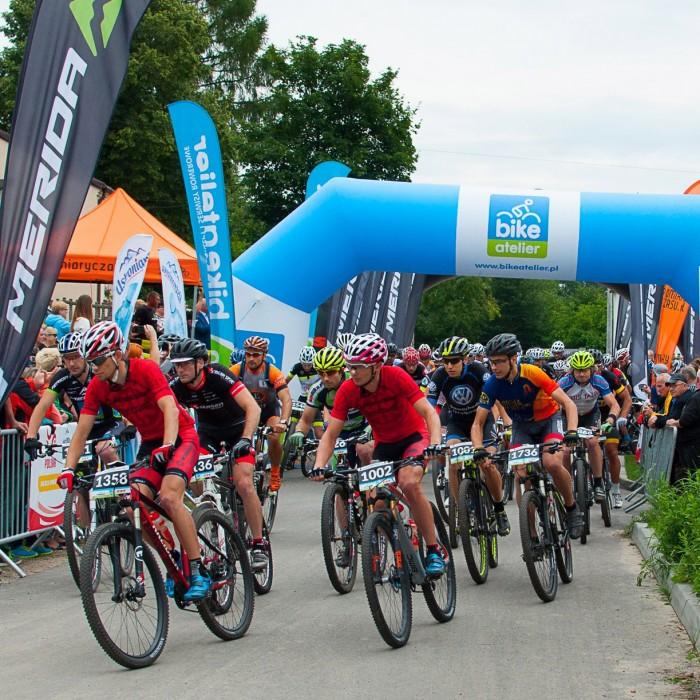 Bika Atelier MTB Maraton wraca na Jurę